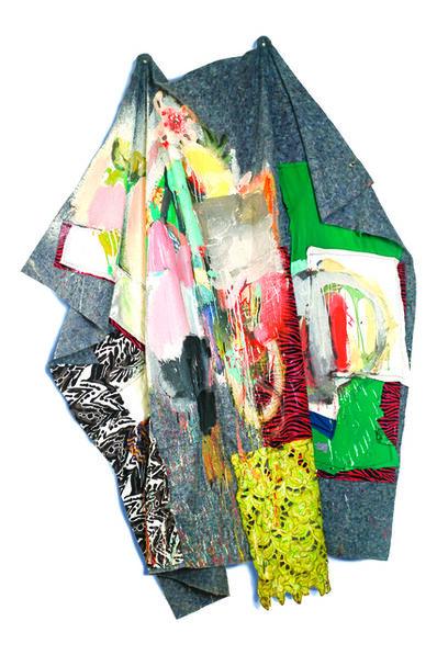 Alan Neider, 'Blanket 1', 2015