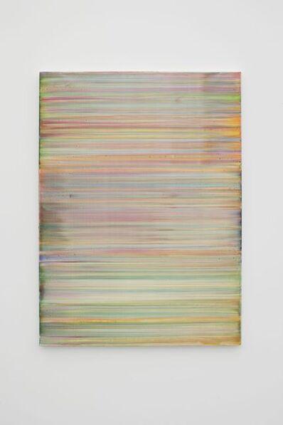 Bernard Frize, 'Dela', 2013