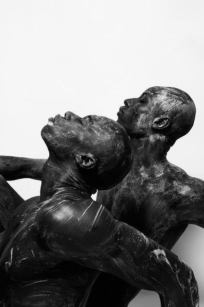 Lakin Ogunbanwo, 'Untitled (Nude 8)', 2016