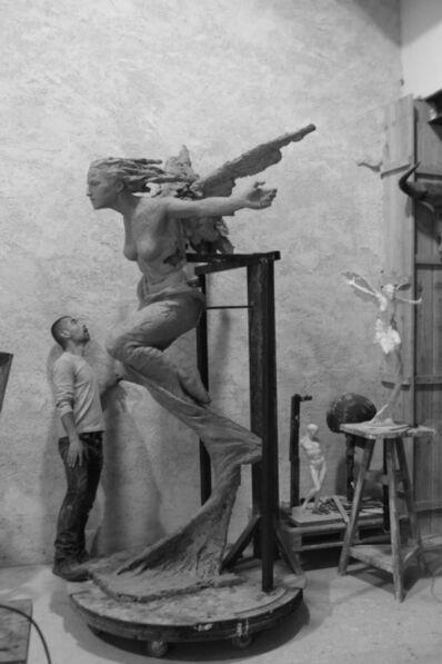 Christophe Charbonnel, 'Victoire monumentale', 2018