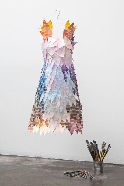 Jane Szabo, 'Fan Deck', 2015