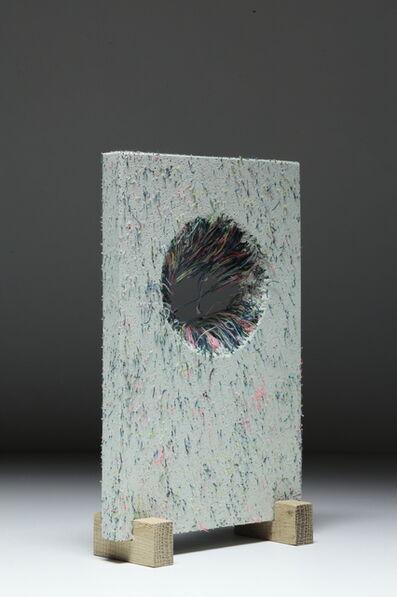 Will Cruickshank, 'Water Carved Plaster', 2017
