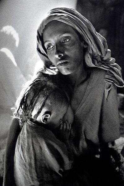 Sebastião Salgado, 'Children's Ward in the Korem Refugee Camp, Ethiopia, [Mother & Child] ', 1984