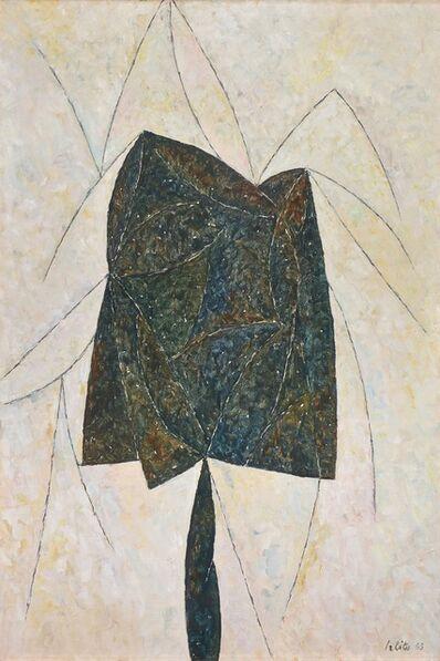 Alfredo Hlito, 'Formas y líneas', 1963