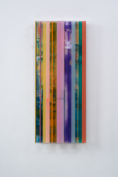 Michael Laube, '10-18', 2018