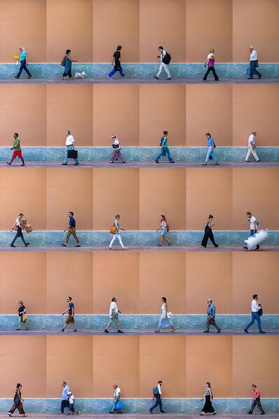 Xan Padron, 'Time Lapse, Athens, Greece', 2017