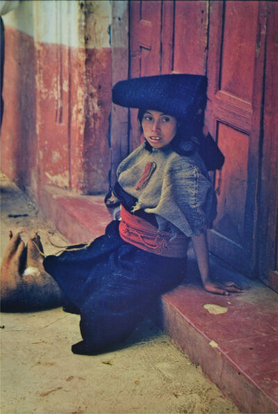 Eliot Porter, 'San Cristobal de las Casas, Mexico', 1956