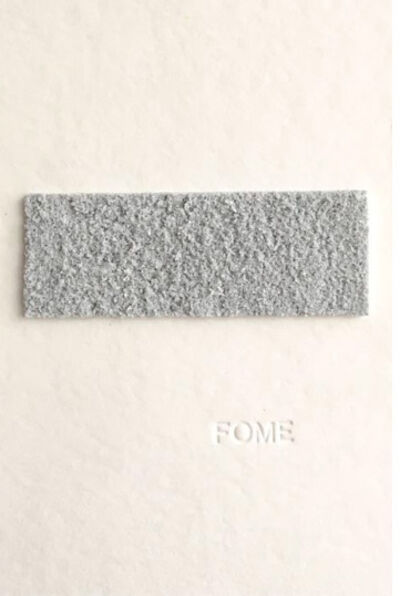 Edgar Racy, 'Fome', 2018