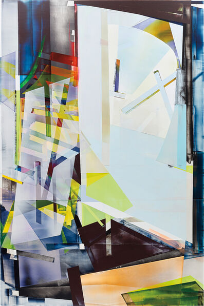 Kristin Baker, 'Wheedle Wherin Winnow', 2012