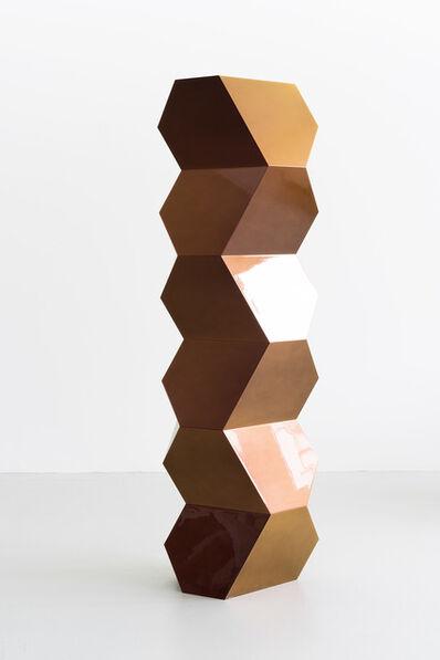 Hanna Roeckle, 'Column - Copper', 2015