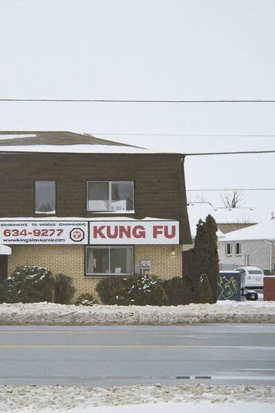 Mike Bayne, 'Kung Fu', 2013
