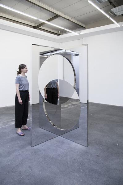 Jeppe Hein, 'Geometric Mirror Circles', 2020