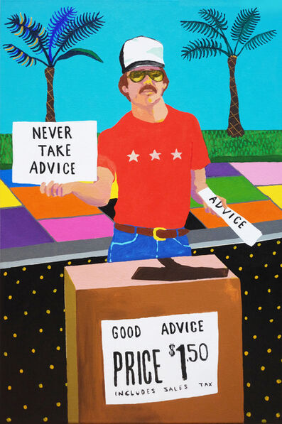 Alan Fears, 'Take My Advice', 2020