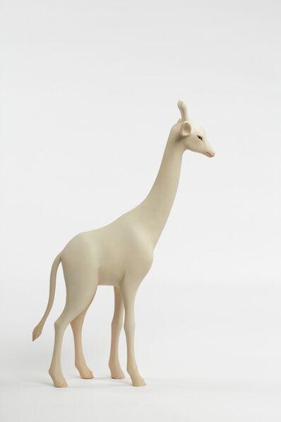 Yoshimasa Tsuchiya, 'Giraffe (Child)', 2019