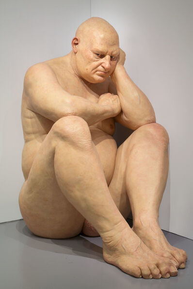 Ron Mueck, 'Untitled (Big Man)', 2000