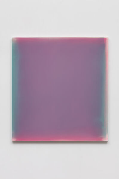 Kim Taeksang, 'Breathing light-Violet emerald', 2018-2019