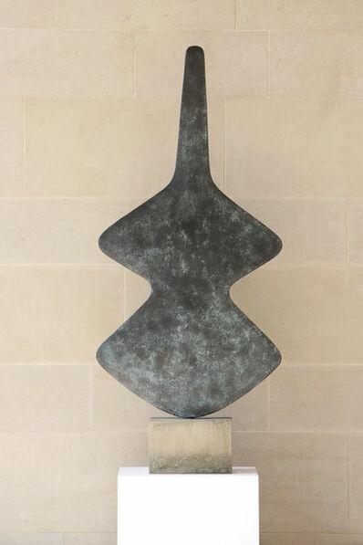 William Turnbull, 'Large Siren', 1986