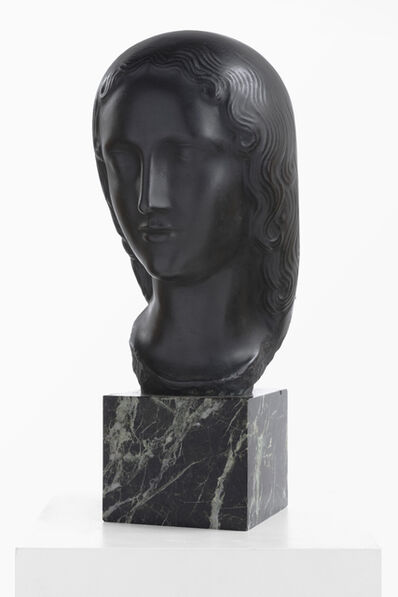 Elie Nadelman, 'Ideal Female Head', ca. 1920