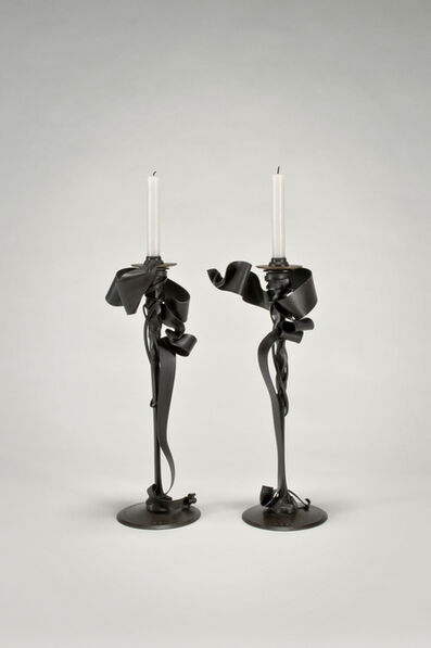 Albert Paley, 'Candle Holders', 1992