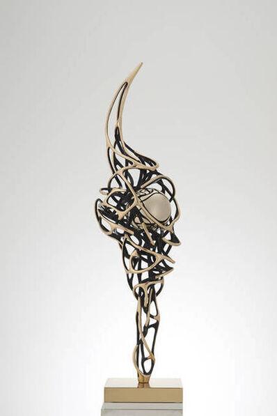Gianfranco Meggiato, 'Uccello di fuoco', 2018