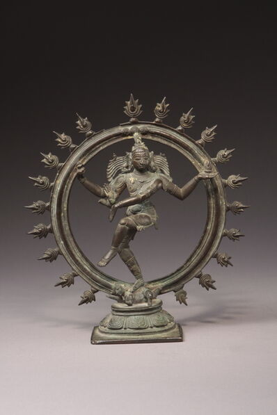 Indian, 'Shiva Nataraja, Vijayanagar Period', 16th century