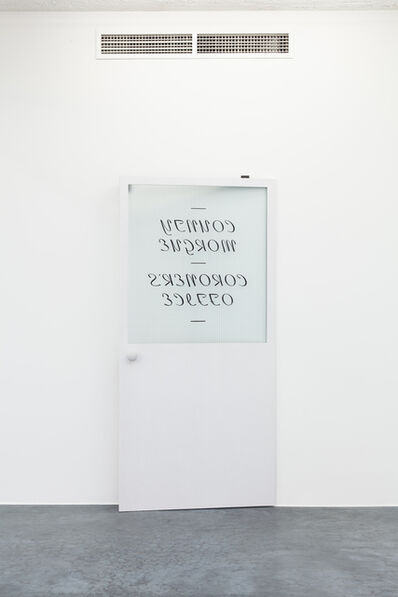 Matthew Brannon, 'Finish Fetish', 2012