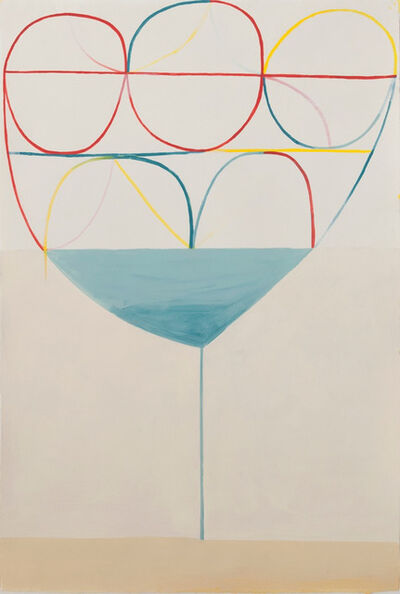 Sabine Finkenauer, 'Flor', 2019