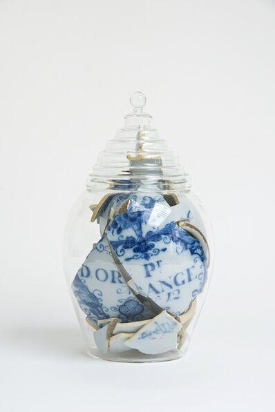 Bouke de Vries, 'Memory tobacco jar 1', 2015