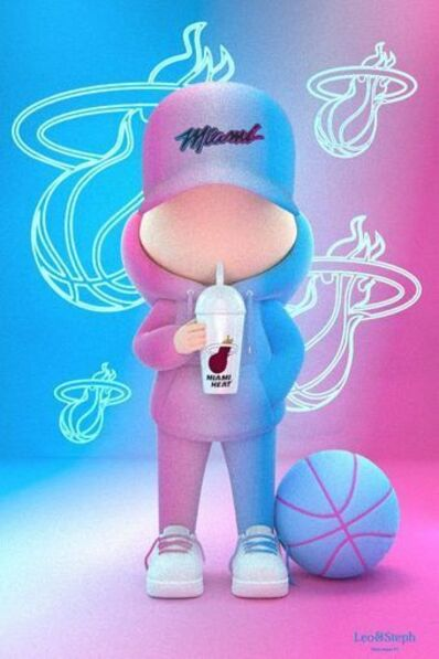 Leo & Steph, 'Kidcup Miami Heat ', 2020