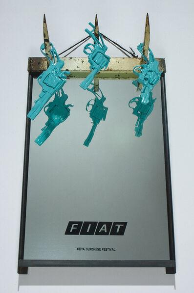 Dimitris Merantzas, 'FIAT', 1998