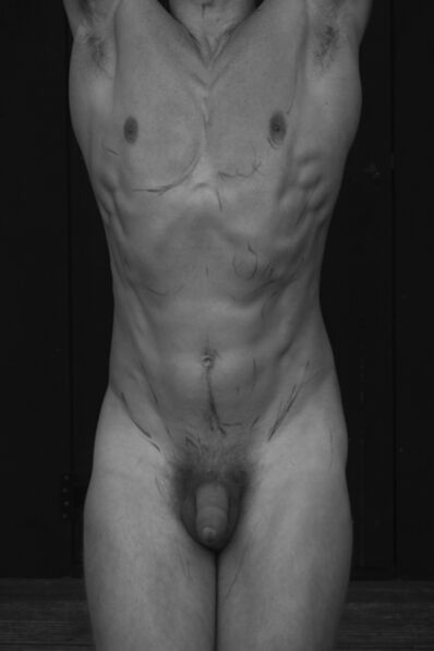 Ricky Cohete, 'Body,  Nude Black and white archival pigment print', 2017-2018