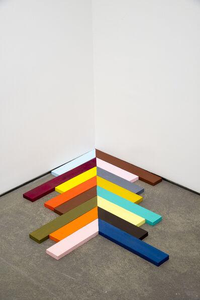 Martha Clippinger, 'chevron', 2012