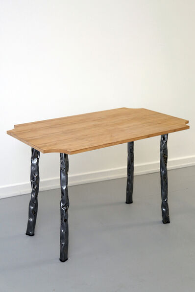 Soft Baroque, 'BN&F and Bamboo Table', 2019