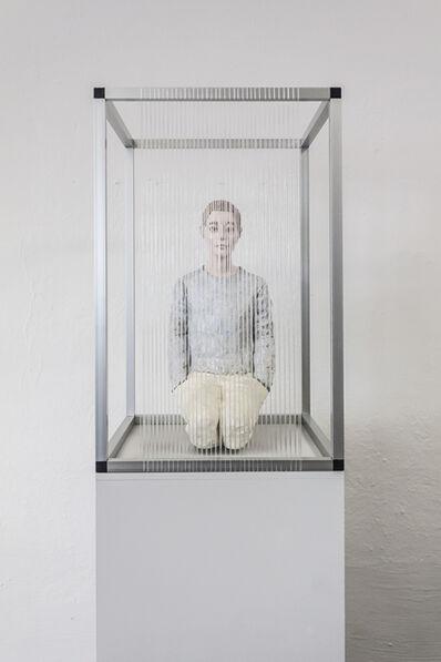 Hirofumi Fujiwara, 'utopian (stripe)', 2019