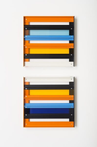Liam Gillick, 'Compacted projection ', 2015