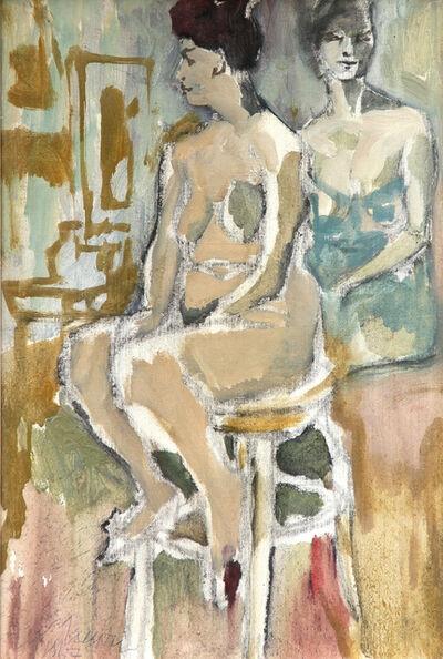 Mino Maccari, 'Senza titolo', 1967