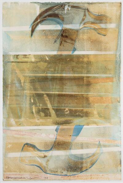 Robert Rauschenberg, 'Bang-Bang (Waterworks)', 1994