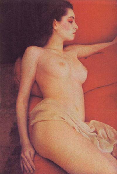 Sheila Metzner, 'Mahal', 1980