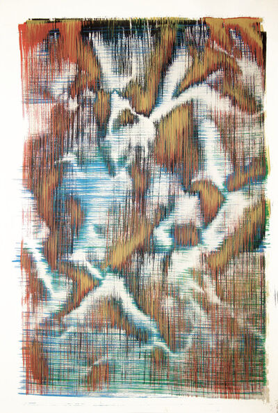 Sergio Barrera, 'Antigesture (rhizomes). P9', 2018