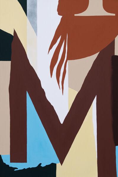 Franck Pellegrino, 'M', 2019