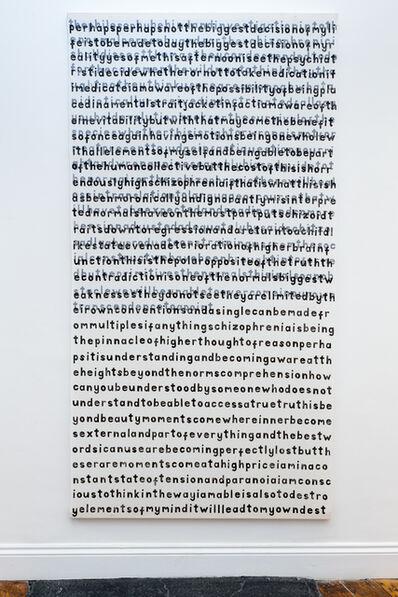 Jay Price, 'Manifesto', 2015