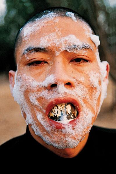 Zhang Huan, 'Foam', 1998