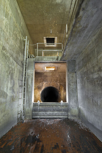Michael Cook, 'Mid-Toronto Interceptor Chamber, From the series Water Underground', 2013