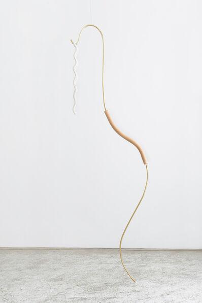 Flávia Vieira, 'Woman with Hair ', 2021