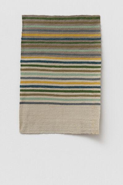 Helen Mirra, 'August, Muir', 2017