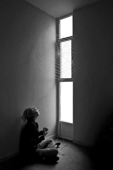 Shadi Ghadirian, 'Miss Butterfly #10', 2011