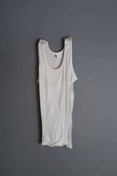 DENİZ GÜL, 'Don-Atlet (White Undershirt)', 2016
