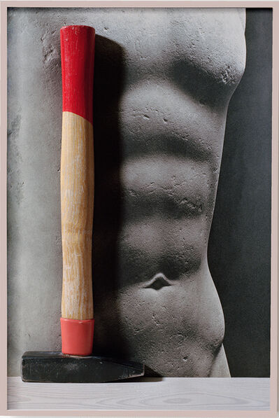 Kathrin Sonntag, 'Sixpack - aus der Serie Körperteile (Sixpack - from the Body Parts series)', 2020