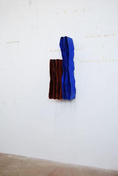 Simon Callery, 'Streatham Wallspine 5 Piece', 2016