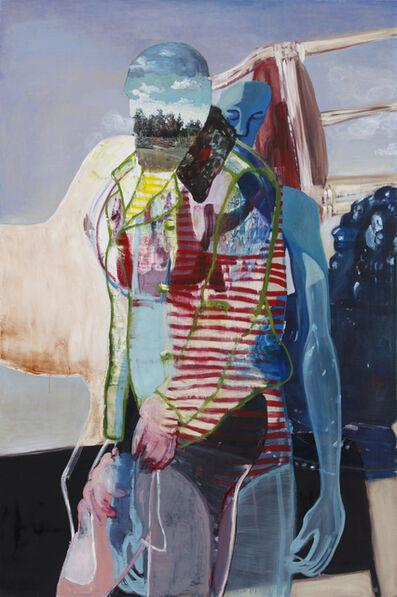 Joseph Choi, 'Man with a Landscapehead ', 2019